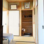 1階3帖和室(内装)