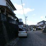 外観を含む前面道路