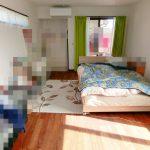 13.3帖の広々とした寝室(寝室)