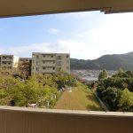 バルコニーからの眺望(外観)
