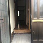 玄関アプローチ(玄関)