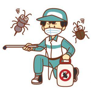 特殊清掃・害虫駆除・消毒・ハウスクリーニングなど