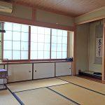 茶室(居間)